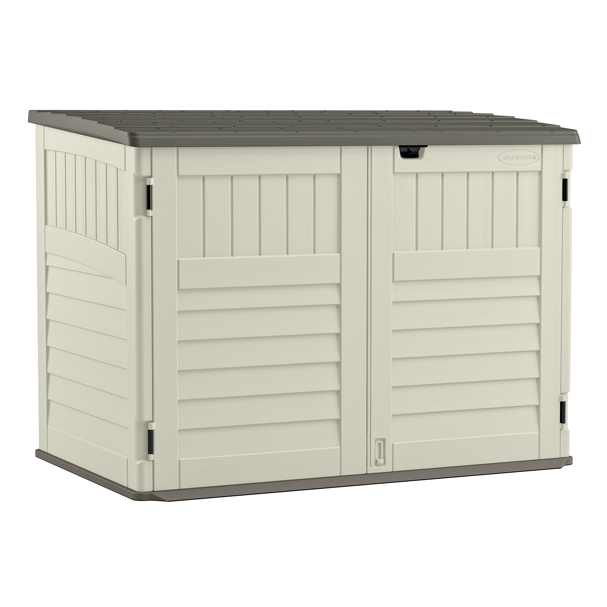 product horizontal cu shop tool shed suncast ft model sheds storage northern tools