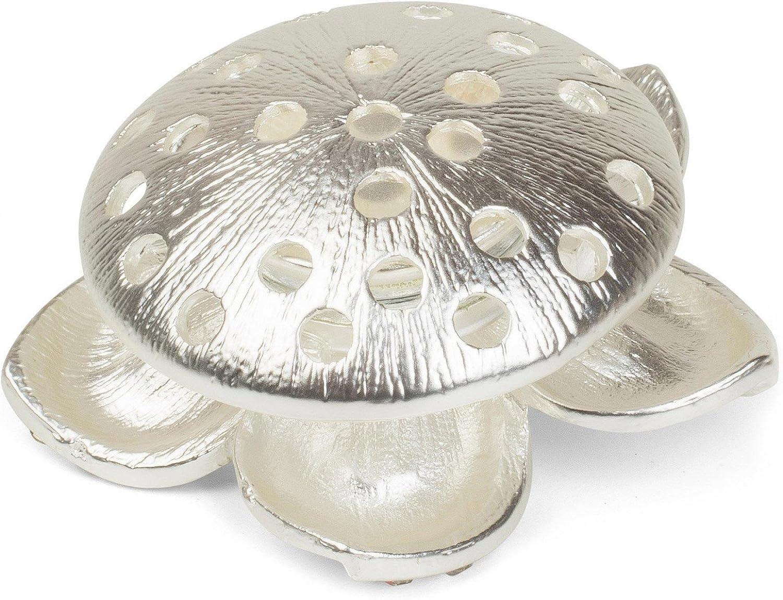 styleBREAKER Pendentif d/écoratif magn/étique en Forme de Fleur orn/é de Strass pour /écharpes Broche Femme 05050033 Foulards ou Ponchos