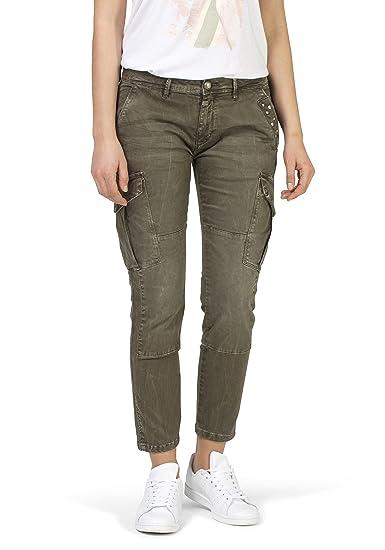 Womens Regular Rhona Cargo Trousers Timezone RtLXfOgDFH