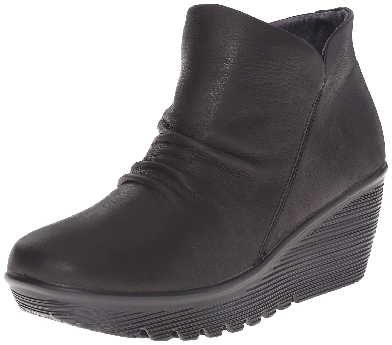 515f2a7d6b1b Skechers Women s Parallel - Triple Threat Ankle Boot  Amazon.ca ...