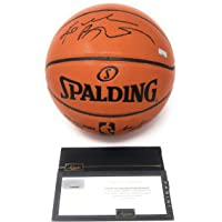 $429 » Kobe Bryant Los Angeles Lakers Signed Autograph NBA Game Basketball Black Ink Panini Authentic Certified