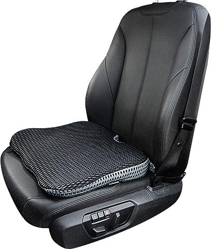 Dreamer Car Seat Cushion Pad - Extraordinarily Shaped Car Seat Cushion for Lower Back Pain