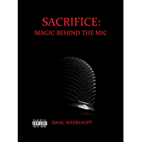Sacrifice: Magic Behind the Mic book cover
