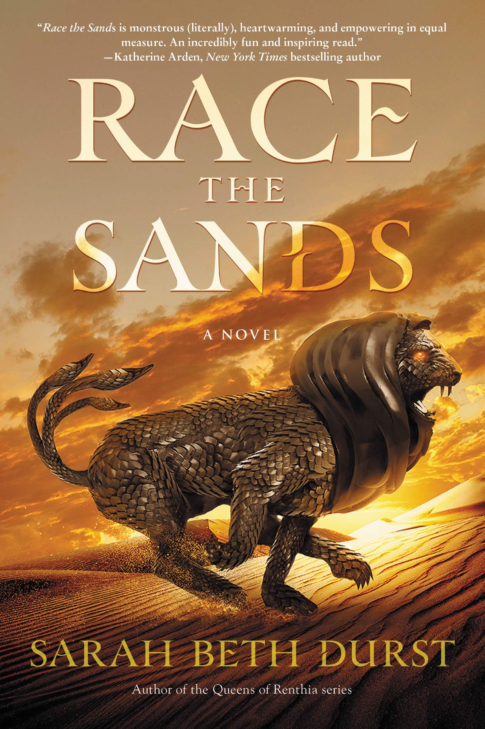 Race the Sands: A Novel: Sarah Beth Durst: 9780062888617: Amazon.com: Books