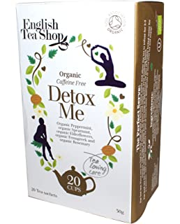 English Tea Shop Organic Energize Me - 20 Paper Tea bag