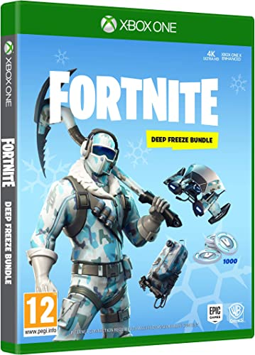 Fortnite - Deep Freeze Bundle: Amazon.es: Videojuegos