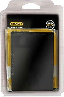 Stanley 460403 - Juego de cristales (2 unidades, DIN11), color transparente