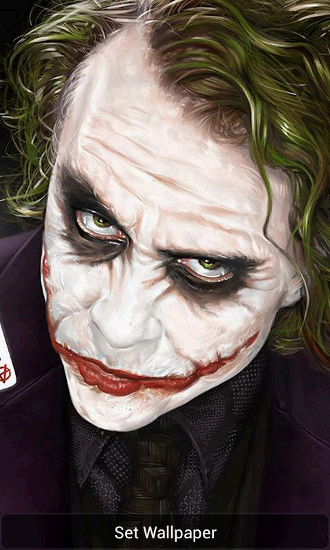 Amazon Com Dark Knight Joker Hd Wallpapers Appstore For Android