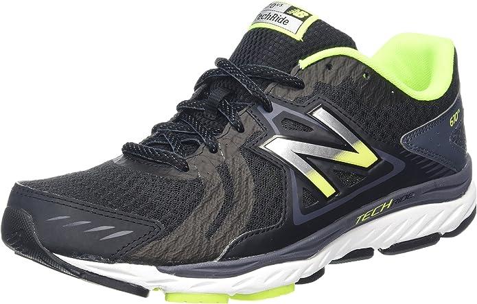 New Balance M670V5, Zapatillas de Running para Hombre, Negro ...