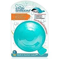 StopShroom STBLU232 Universal Stopper Plug Cover for Bathtub