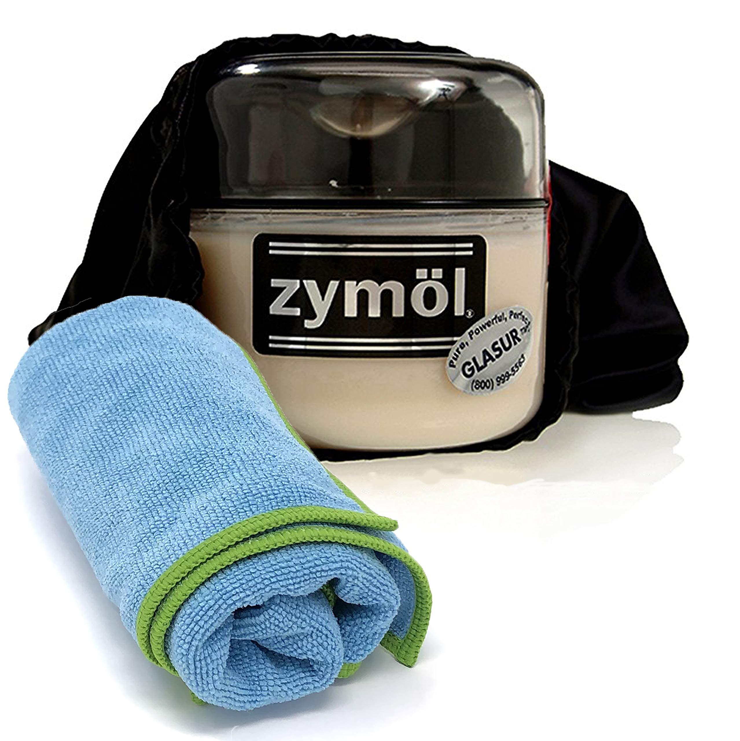 Zymol Glasur Glaze 8 oz, with Microfiber Cloth