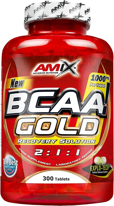 BCAA GOLD 2:1:1 300 TABL.