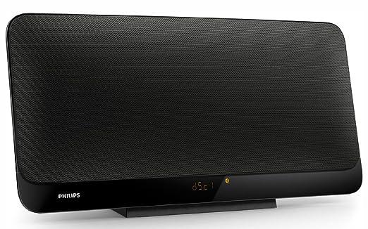 33 opinioni per Philips BTM2460 Micro Sistema Musicale Compatibilie Bluetooth Multipair, Stereo,