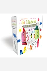 The Crayons: A Set of Books and Finger Puppets Board book