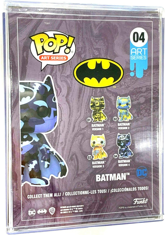 DC Batman Artist Series with Protector #04 Pop Vinyl Funko Exclusive