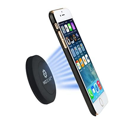 WizGear Universal Flat Stick On Dashboard Magnetic Car Mount...
