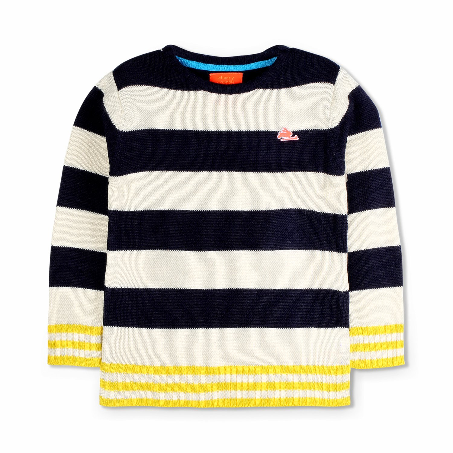 Cherry Crumble Lightweight Layer Sweater for Boys /& Girls