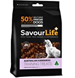 SavourLife Australian Kangaroo Training Treats, 165 Grams