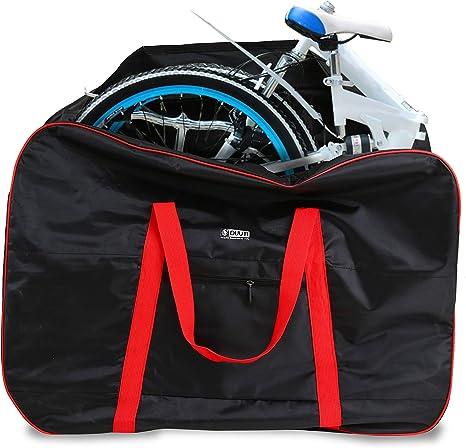 BAIGIO Bolsa Transporte Bicicleta Plegable, Bolsa de ...