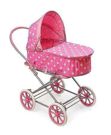 Amazon.com: Badger Basket 3-in-1 Doll Pram, Carrier, and Stroller ...