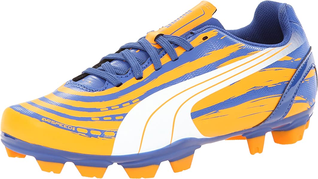 4bd24465268 PUMA Evospeed 5.2 FG Soccer Cleat (Little Kid Big Kid) ...