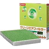 デンソー(DENSO) カーエアコン用フィルター クリーンエアフィルター DCC3008 (014535-2220) 高除塵 PM2.5対策 抗菌・防カビ 脱臭 ※車種適合確認要