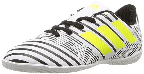 808073fe6 adidas Boys  NEMEZIZ 17.4 Indoor Soccer Shoes