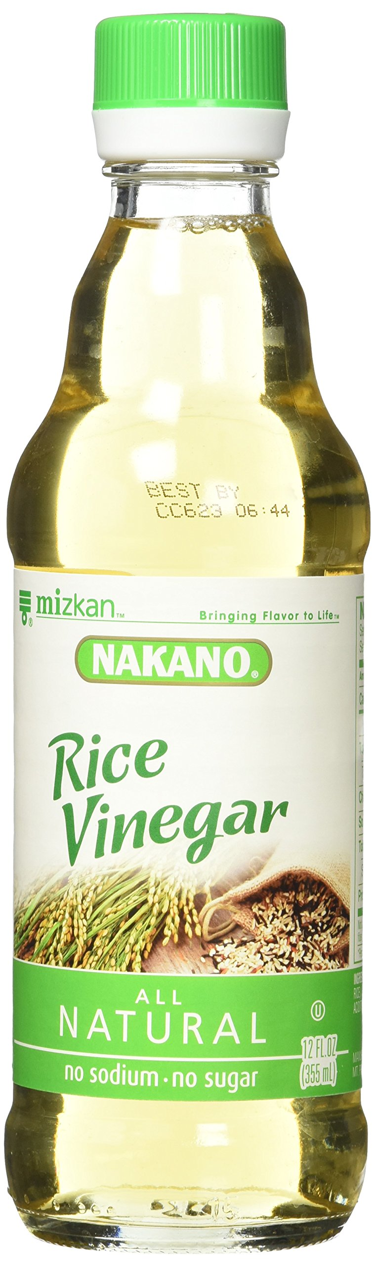 Nakano Natural Rice Vinegar, 12 fl oz