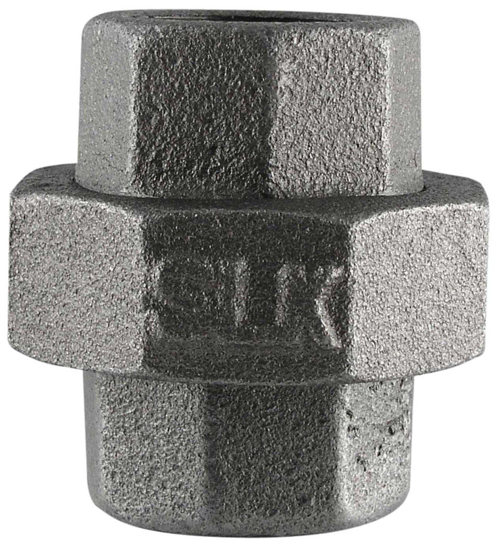 1-1//4-Inch Black LDR 310 F-114 Floor Flange