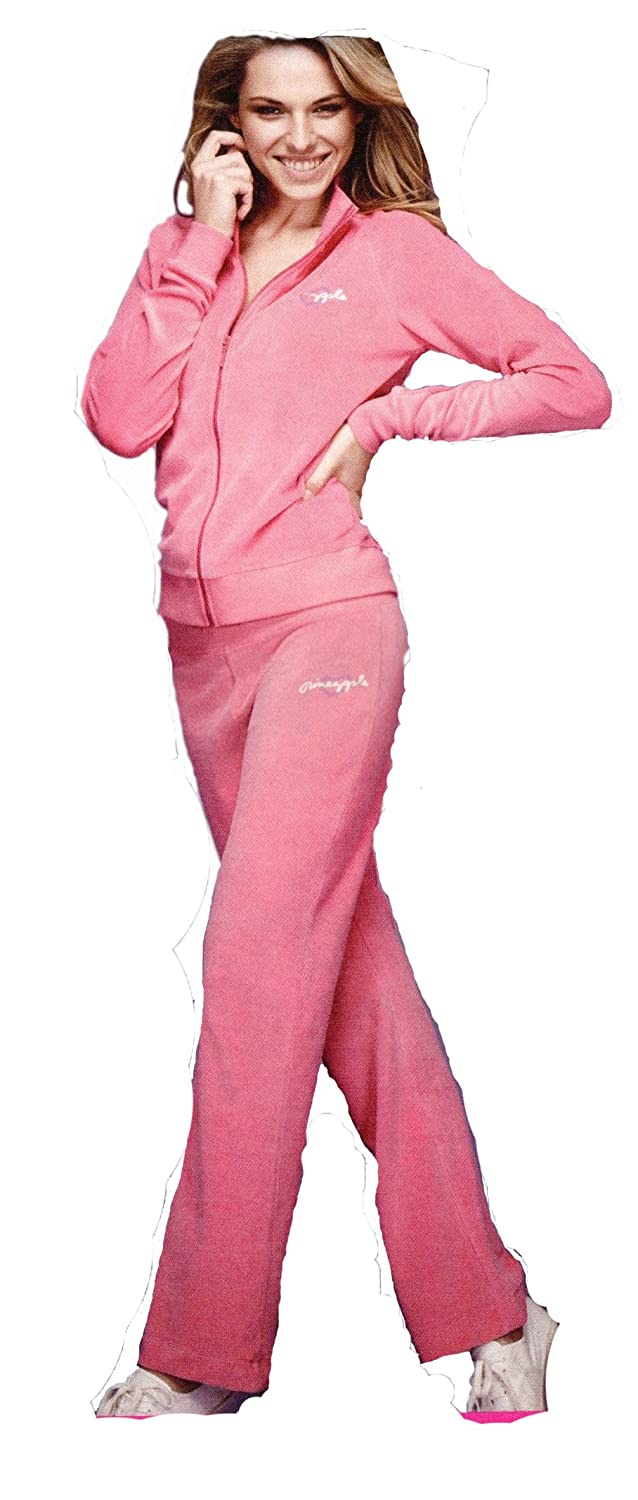 Activewear Pineapple Ladies Tracksuit Size S In Many Styles