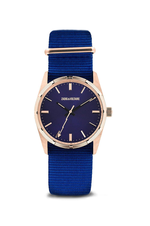Zadig & Voltaire Unisex-Armbanduhr ZVF208