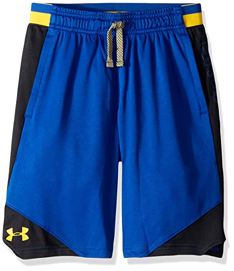 7ad8c777b Amazon.com  Under Armour Boys  Stunt 2.0 Workout Gym Shorts  Sports ...