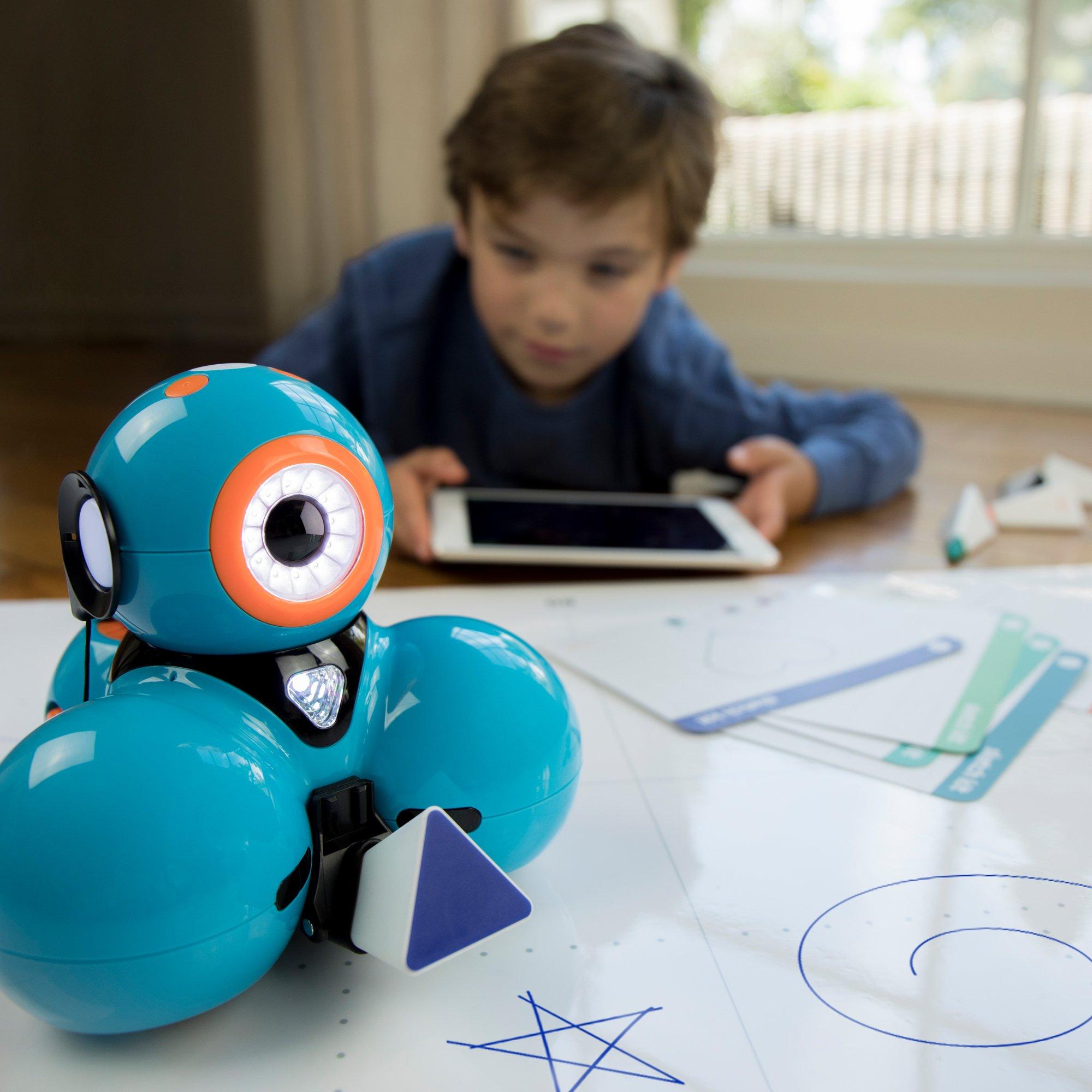 Wonder Workshop – Dash Robot Coding for Kids 6+ – Dash Challenge Cards and Sketch Kit Bundle – (Amazon Exclusive) by Wonder Workshop (Image #7)
