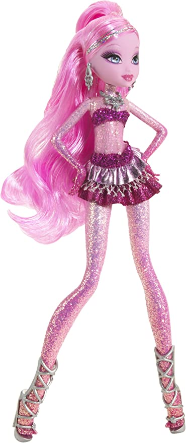 Amazon Com Barbie A Fashion Fairytale Flairies Shyn E Doll Toys Games