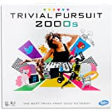 Trivial Pursuit 2000s Edition - 2 to 6 Players - Adult Board Games - Ages 16+