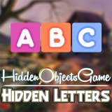 Hidden Letters 100 Level 6