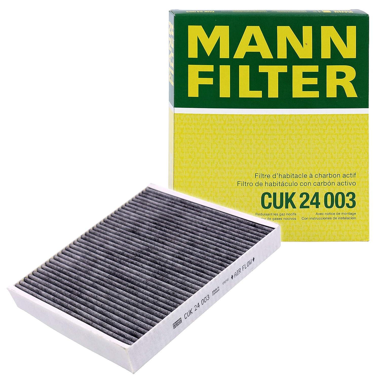 Mann-Filter Filtre à air Renault Nissan c25040