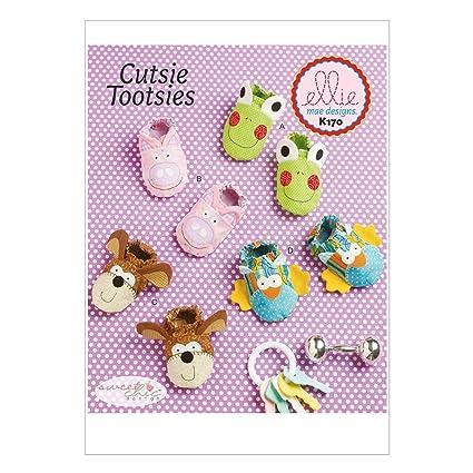 Amazon Kwik Sew Patterns K0170 Babies Booties