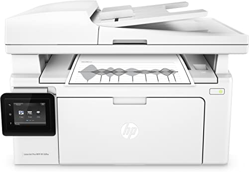 HP LaserJet Pro M130fw All-in-One Wireless Laser Printer G3Q60A . Replaces HP M127fw Laser Printer Renewed