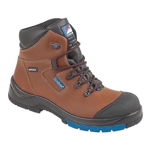 94b36157f48 Himalayan 5161 S3 SRC Brown HyGrip Composite Metal Free Waterproof ...