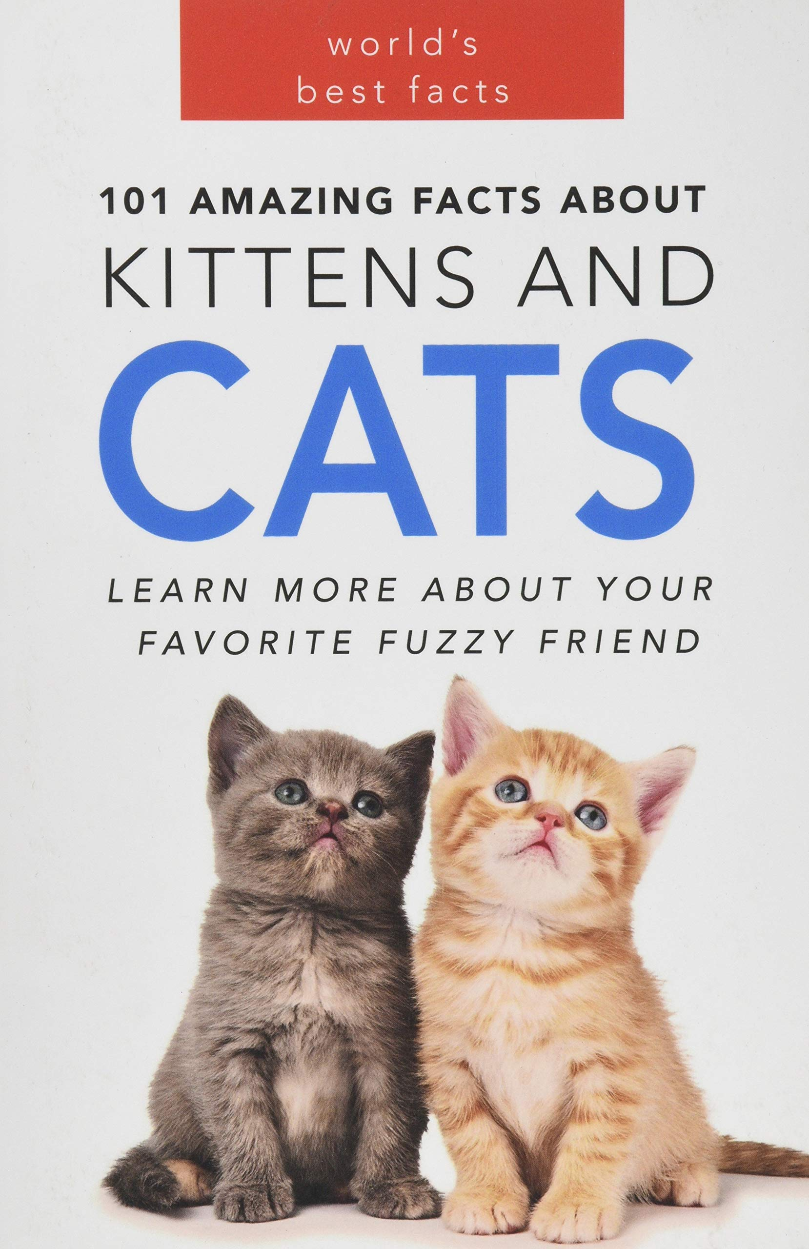 Cats: 101 Amazing Facts about Cats: Cat Books for Kids (Volume 1)