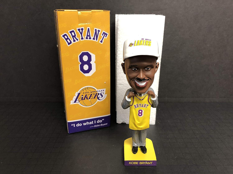 Kobe Bryant Los Angeles Lakers Retirement Bobblehead Bobble Staples Center SGA