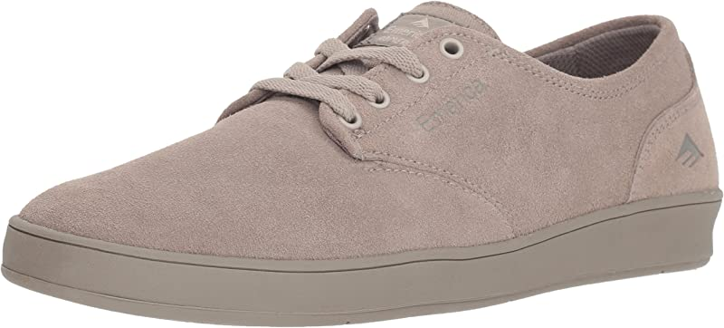 Emerica The Romero Laced Sneakers Herren Wildleder Zement Grau