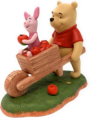 Disney Pooh Friends – Collecting Friends Along the Way