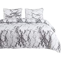 Wake In Cloud - 3pc Quilt Bedspread Coverlet Bedding Set