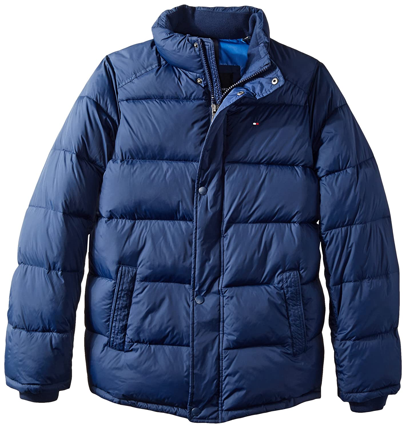 Tommy Hilfiger Men's Big-Tall Classic Puffer Jacket 154TN782