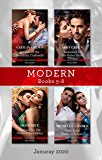 Modern Box Set 5-8 Jan 2020/Secrets of His Forbidden Cinderella/Redeemed by His Stolen Bride/Claimed for the Desert Prince's (One Night With Consequences)