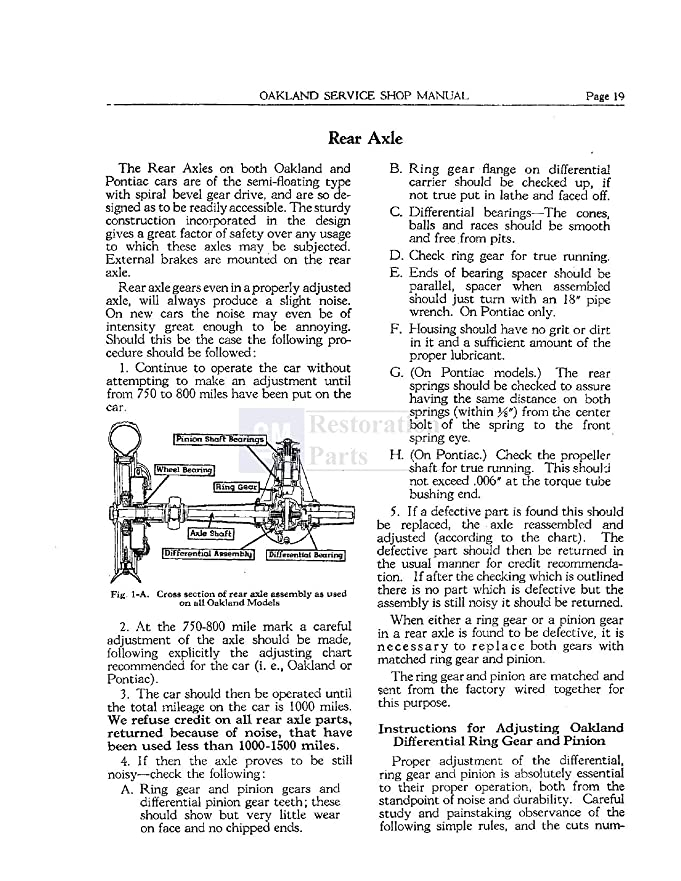 81DqQ6a6erL._SX681_ amazon com 1926 1929 1927 1928 pontiac shop & body manual cd 1929 Oakland Brougham at gsmportal.co
