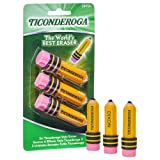 TICONDEROGA Erasers, Pencil