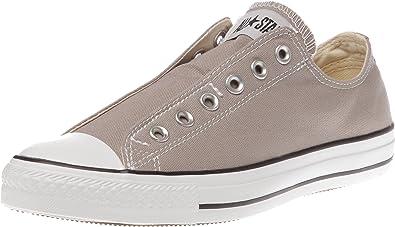converse slip on gris